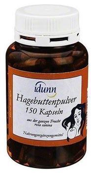 idunn Hagebuttenpulver Kapseln (150 Stk.)