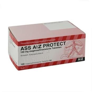 ASS Protect 100 mg Tabletten (100 Stk.)