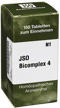Iso-Arzneimittel Jso Bicomplex Heilmittel Nr 4, Tabletten (150 St)