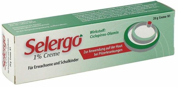 Aqeo SELERGO 1% Creme 20 g
