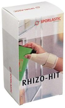 Sporlastic Rhizo Hit Classic Schwarz Gr. S
