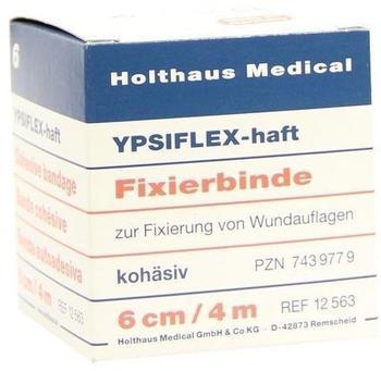 Holthaus Ypsiflex Haft 6 cm x 4 m Fixierbinde