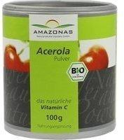 Amazonas Acerola 100 % Bio Pur Nat. Vit. C Pulver (100 g)