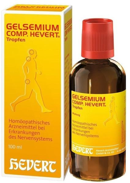 Hevert Gelsemium Comp. Tropfen (100 ml)
