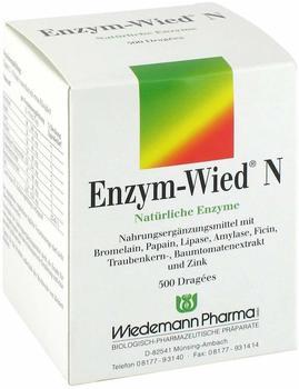 Wiedemann Enzym-Wied N 500 St.