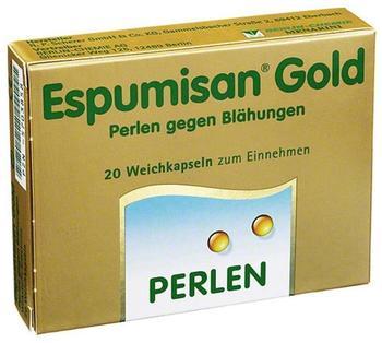 Espumisan Gold Perlen (20 Stk.)