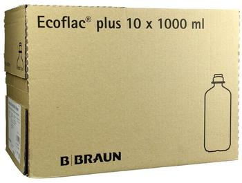 B. Braun Aqua Ad Injectabilia Ecoflac Plus 10 x 1000 ml