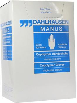Dahlhausen Copolymer Handschuhe steril Gr.L (100 Stk.)