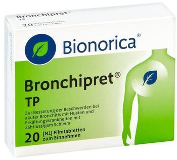 Bionorica BRONCHIPRET TP Filmtabletten 20 St