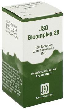 Iso-Arzneimittel Jso Bicomplex Heilmittel Nr. 29 Tabletten (150 Stk.)
