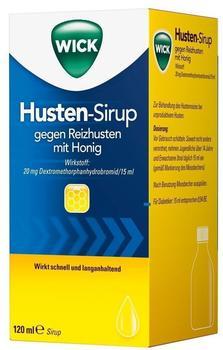 Procter & Gamble WICK Husten Sirup gg.Reizhusten m.Honig 120 ml