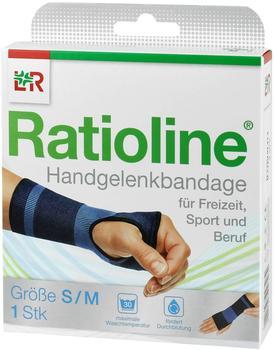Lohmann & Rauscher Ratioline Active Handgelenkbandage Gr. S/M