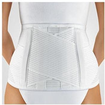 Bort VarioBasic Rückenbandage weiss Gr. S