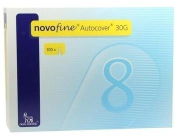 Novo Nordisk Novofine Autocover Kanülen 30g (100 Stk.)