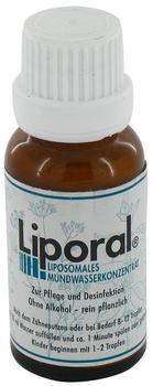 Liporal Mundwasser (20ml)