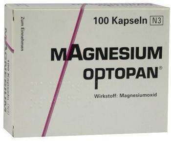 Magnesium Kapseln (100 Stk.)