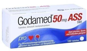Dr Pfleger Arzneimittel GmbH Godamed 50mg TAH