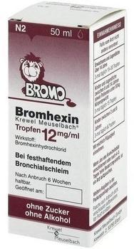 Bromhexin 12 mg/ml Tropfen (50 ml)