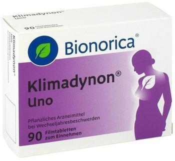 Bionorica KLIMADYNON uno Filmtabletten 90 St
