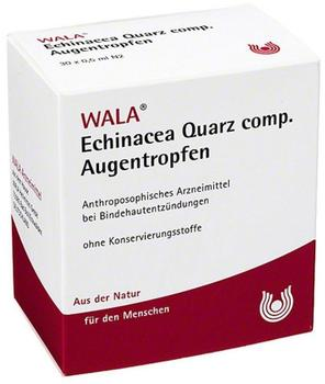 Wala-Heilmittel Echinacea Quarz Comp Augentropfen (30 x 0.5 ml)