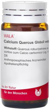 Wala-Heilmittel Calcium Quercus Globuli velati (20 g)