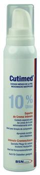 BSN MEDICAL GMBH CUTIMED Acute Intensive Cremeschaum 10% Urea 125 ml