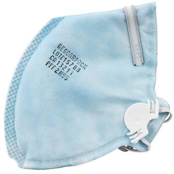 Dr. Junghans Medical Atemschutzmaske Ohne Ventil FFP 2