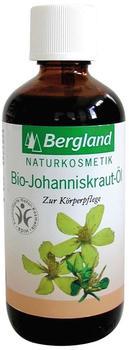 Bergland Bio-Johanniskraut-Öl (100ml)