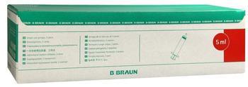 B. Braun Omnifix Solo Latexfrei Spritzen 100 x 20 ml