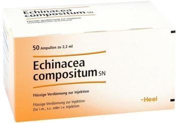 Heel Echinacea Compositum Sn Ampullen (50 Stk.)
