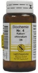 Nestmann Biochemie 4 Kalium Chloratum D 6 Tabletten (400 Stk.)