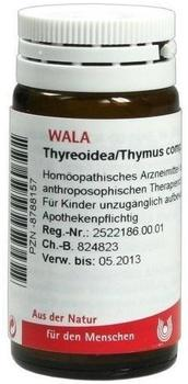 Wala-Heilmittel Thyreoidea/ Thymus Comp. Globuli (20 g)