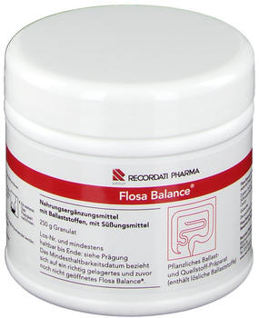 Recordati Pharma Flosa Balance Dose Pulver (250 g)