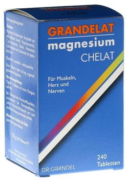 Dr. Grandel Magnesium Mag 60 Tabletten 240 St.