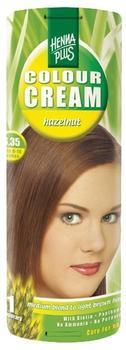 Hennaplus Colour Cream Hazelnut 6,35 (60 ml)
