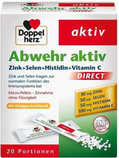 Doppelherz Abwehr Aktiv Direkt (20 Stk.)