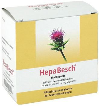 Hepabesch Kapseln (100 Stk.)