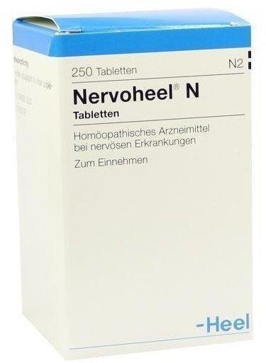Heel Nervoheel N Tabletten (250 Stk.)