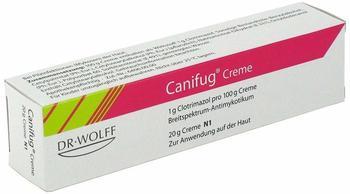 Linola Canifug Creme 20g