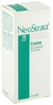 IFC Dermatologie Deutschland GmbH NEOSTRATA Creme 10 PHA 40 ml