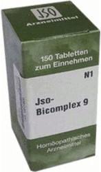 Iso-Arzneimittel Jso Bicomplex Heilmittel Nr. 9 Tabletten (150 Stk.)