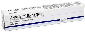 Aknederm Salbe Neu (60 g)