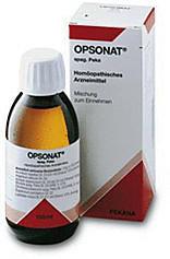 Pekana Opsonat Spag. Konzentrat (150 ml)
