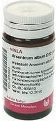 Wala-Heilmittel Arsenicum Album D 12 Globuli (22 g)