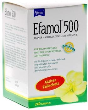 Sidroga Efamol 500 Kapseln (240 Stk.)