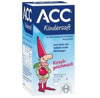 Acc Kindersaft (100 ml)