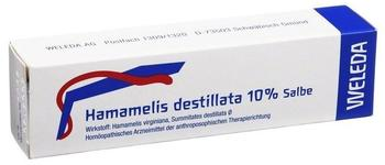Weleda Hamamelis Destillata 10% Salbe (25 g)