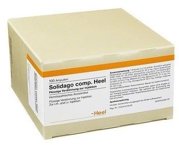 Heel Solidago Comp. Heel Ampullen (100 Stk.)