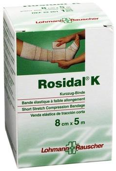 Lohmann & Rauscher Rosidal K Binde 8 cm x 5 m