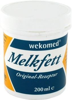 Weko Pharma Wekomed Melkfett (200ml)